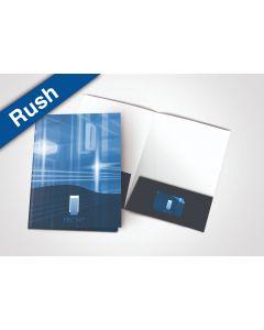 Letter Presentation Folders - Rush