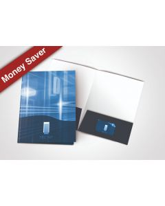 Money saver Presentation Folder
