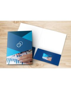 Money saver Presentation Folder